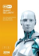 Antivírus ESET Smart Security 1 Licença 12 meses 3 PCS
