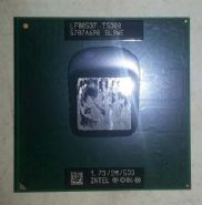 INTEL CORE 2 DUO PROCESSOR T5300  (2M CACHE, 1.73 GHZ, 533 MHZ FSB) SL9WE PPGA478